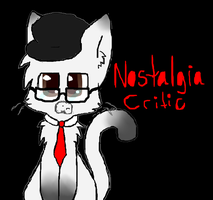 nostalgia critic .:color:. by 1-zombie-kitty-1