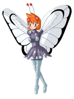 Misty Butterfree by ICmyaieye