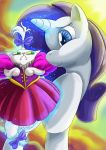 MLP: Rarity color by SemajZ