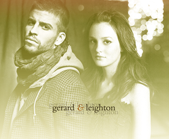 Gerard and Leighton by mabelcaron