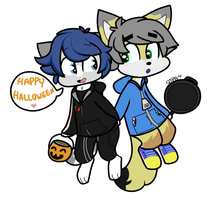 Happy Spooky Day ! by QTipps