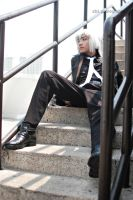 Vocaloid Mafia: Waiting Dell by lazyeight