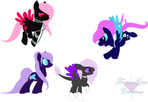 CM 2/2: MLMs Playing by Winter-Wondermare