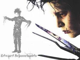 Edward Scissorhands by GuildPrincipalDio