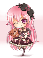 TM Commission - Yomihime by Choco-lair