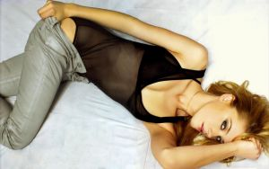 amber heard by floppe