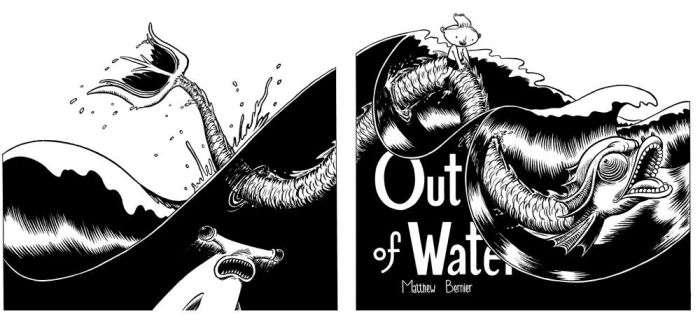 Out of Water cover by mattious