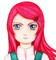 Little Kushina by Snoffi2012