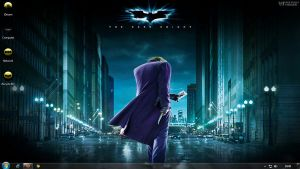 Batman - The Dark Knight Theme by iDR3AM