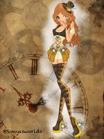 Gift: steam punk by Sonyasworlds