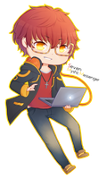 [Mystic Messenger] 707 by cytes