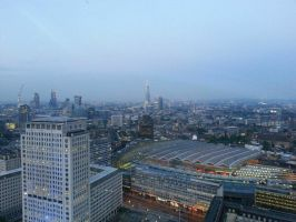 View from the london eye (2) by melody1720