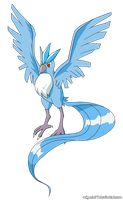 Articuno by Miguele77