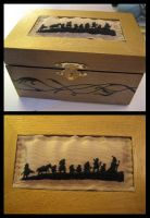 LoTR Box by MelloReflections