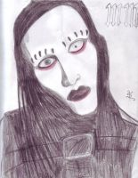 Manson by blackiceheart