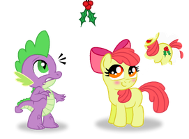 'A mistletoe cutie mark would be cool...quot by AleximusPrime