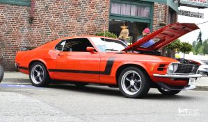 Boss 302 by RoadKillConcepts
