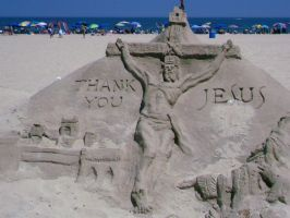 My Savior in Sand by Wickedintents