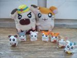 Hamtaro Collection by Lordofdragonss