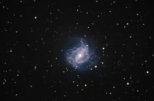 M-83 The Southern Pin Wheel Galaxy by RayM0506