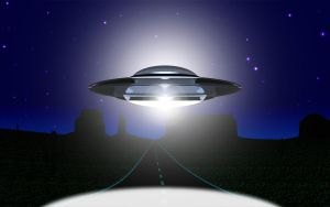 Flying Saucer by Eugenius330