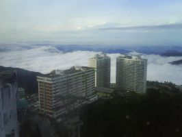 Waves of Fog by autome