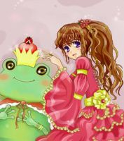 ThE FroG PrincE by Ichijouji