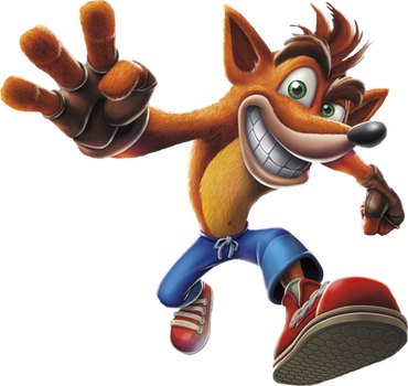 Crash Bandicoot (N. Sane) 01 by Awesomeness360