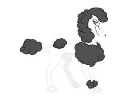 Poodle by FillyBlue