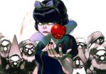evil snow white by cuson