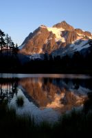 Mt shuksan by avatare