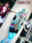 Monster High: Scaring Time by LawliePop13