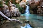 Wadi David I by Raphael-Ben-Dor