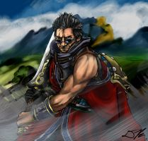 Auron Overdrive by BaiHu27