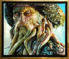 Davy Jones better quality by arcitenens