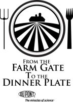 Farm Gate to the Dinner Plate by Saablym