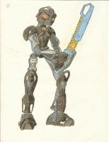 Bionicle (old) by Tattorack