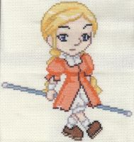 XStitch Fanart- Lilly Kane by missy-tannenbaum