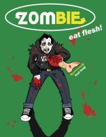 zombie sandwich by HAVIK310