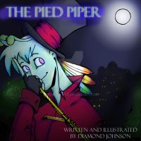 The Pied Piper Finished Cover by Dymin-Jay