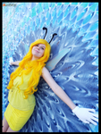 (Spyro) Sparx the Dragonfly Cosplay by KrazyKari