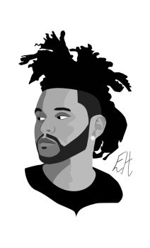 Weeknd by Ricky-hmi