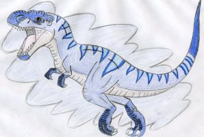 Creaturemorphs T-rex by Dinoboy134