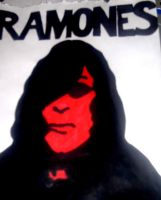 joey ramone by oldirtyruca