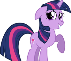 Twilight Sparkle...Confused by PonyEffectRus