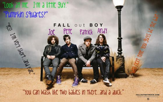 Fall Out Boy by capwecrr