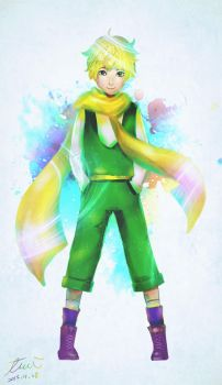 The Little Prince by Mqobxvlc