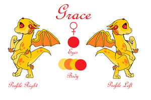 Grace Reference Sheet -OLD- by TheDragonInTheCenter