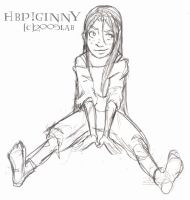 Ginny - HBP by lberghol