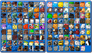 EBF5: Foe Icons by KupoGames